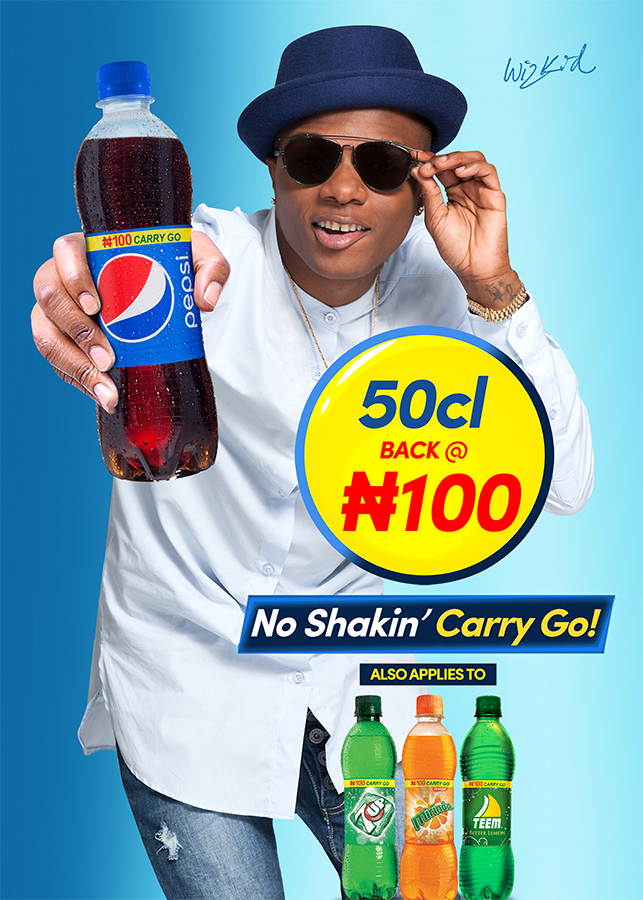 Insight Publicis Shakes Away Competition with Several Winning Pepsi Campaigns in 2017 (Pictures) - Brand Spur