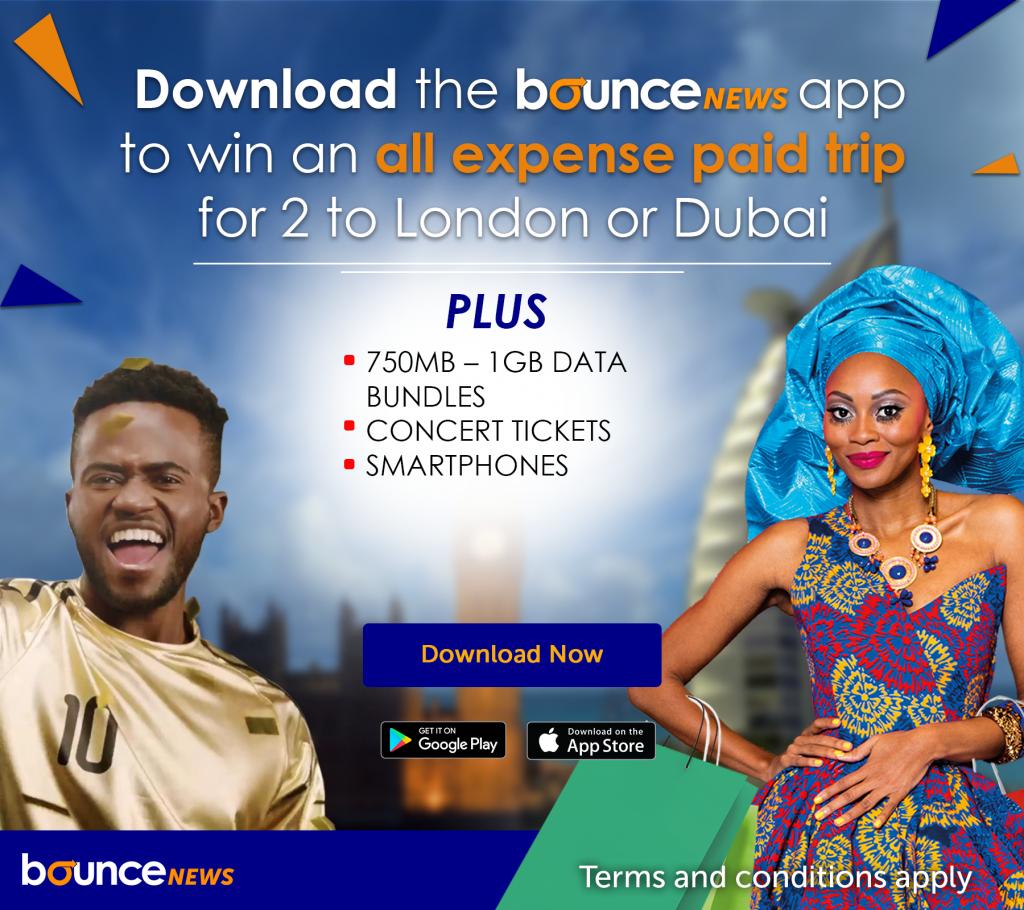 Bounce News Set to Reward Loyal Users with Shopping Trip to Dubai