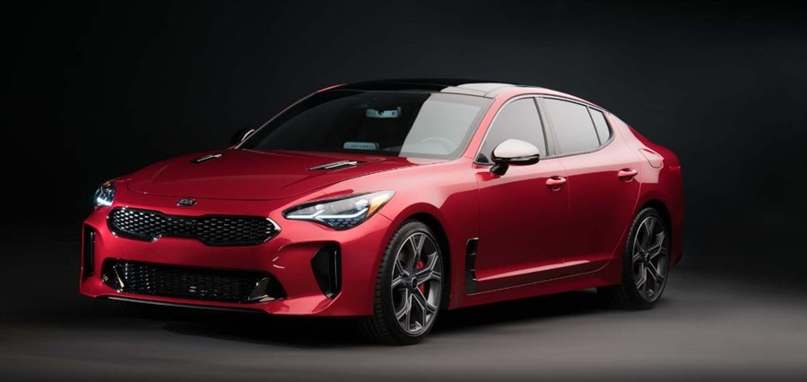 New Kia Stinger Claims More Prestigious Industry Awards (Photos) - Brand Spur