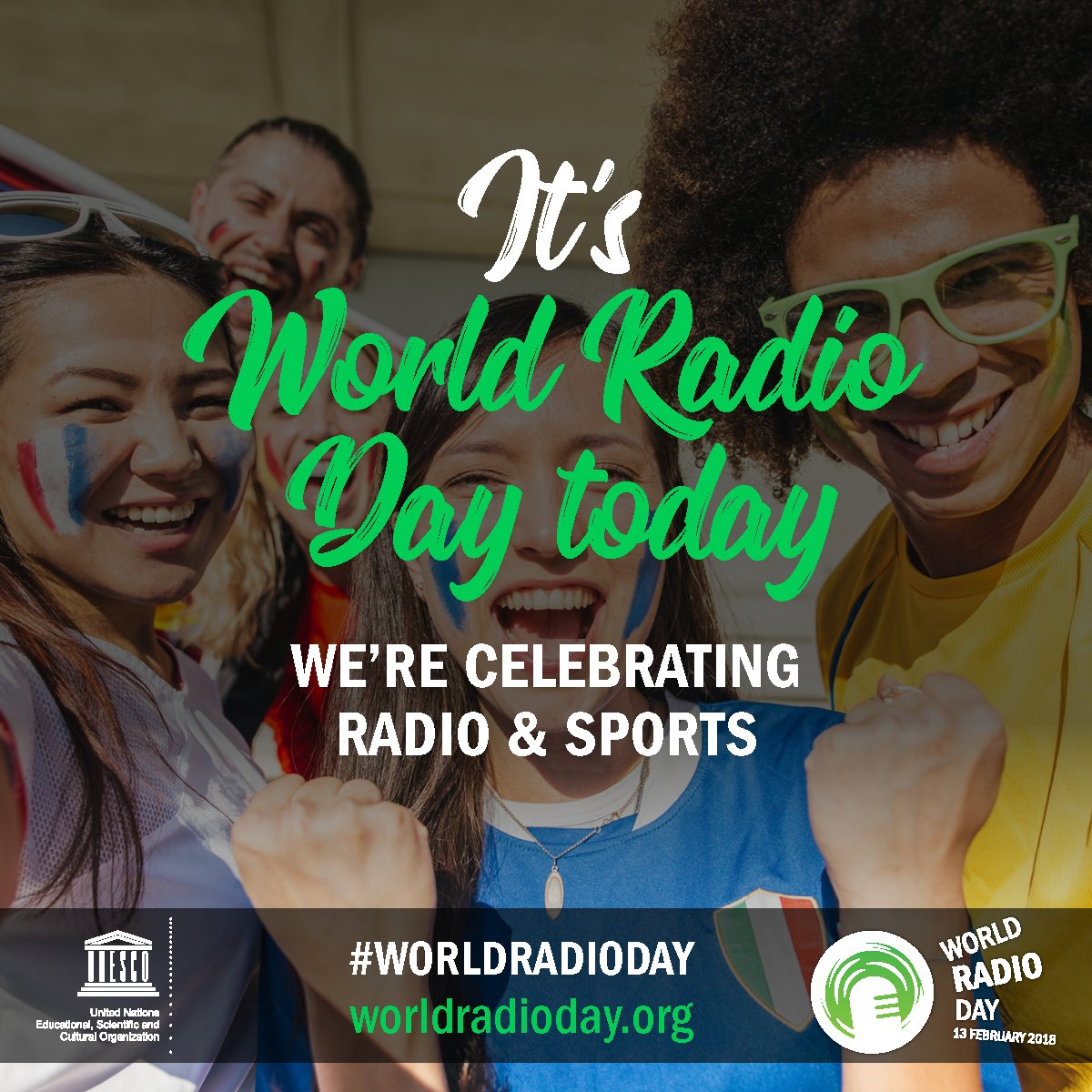 2018: Today We Celebrate the World Radio Day - History, Theme And Ideas To Celebrate