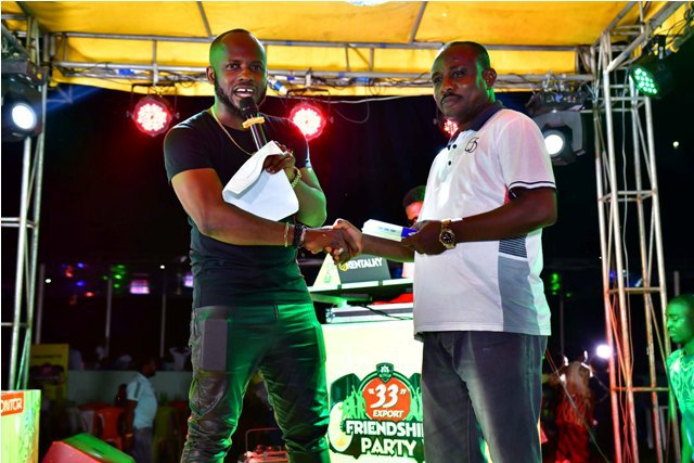 33 EXPORT LAGER BEER: NIGERIANS EXCITED WITH FRIENDSHIP EXPERIENCE PARTY (PHOTOS) - Brand Spur
