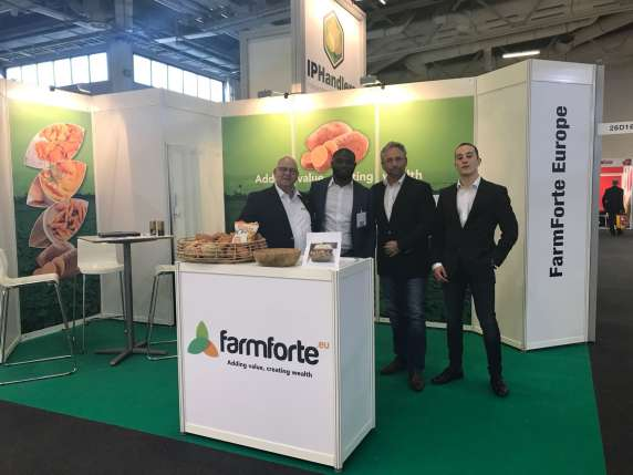 AGRICULTURE STARTUP, FARMFORTE, PUTS NIGERIA ON THE GLOBAL SPOTLIGHT (PHOTOS) - Brand Spur