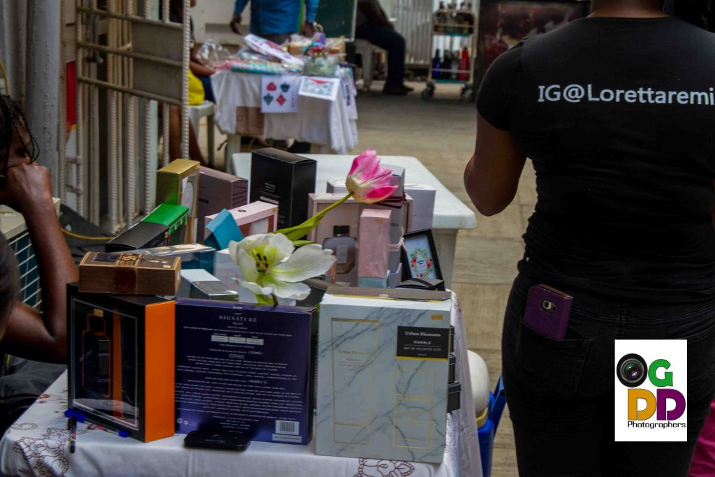 URDAB INTEGRATED SERVICES NIGERIA PRESENTS THE 2ND EDITION OF ITS POP-UP MARKET EVENT - EASTER EDITION (Pictures)