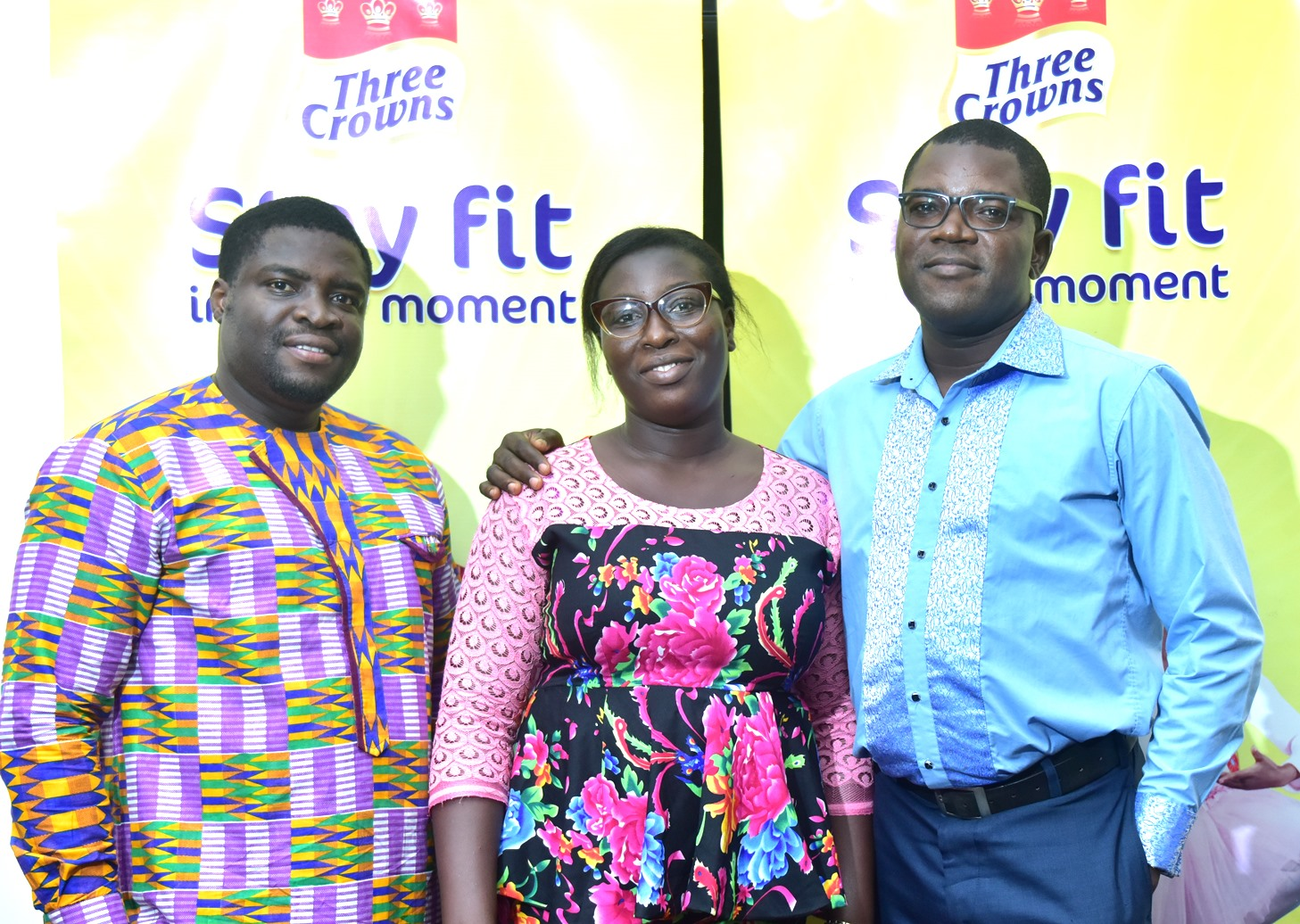 THREE CROWNS MILK REWARDS 'LOVE-IN-A-CARD' VALENTINE WINNERS (PHOTOS) - Brand Spur