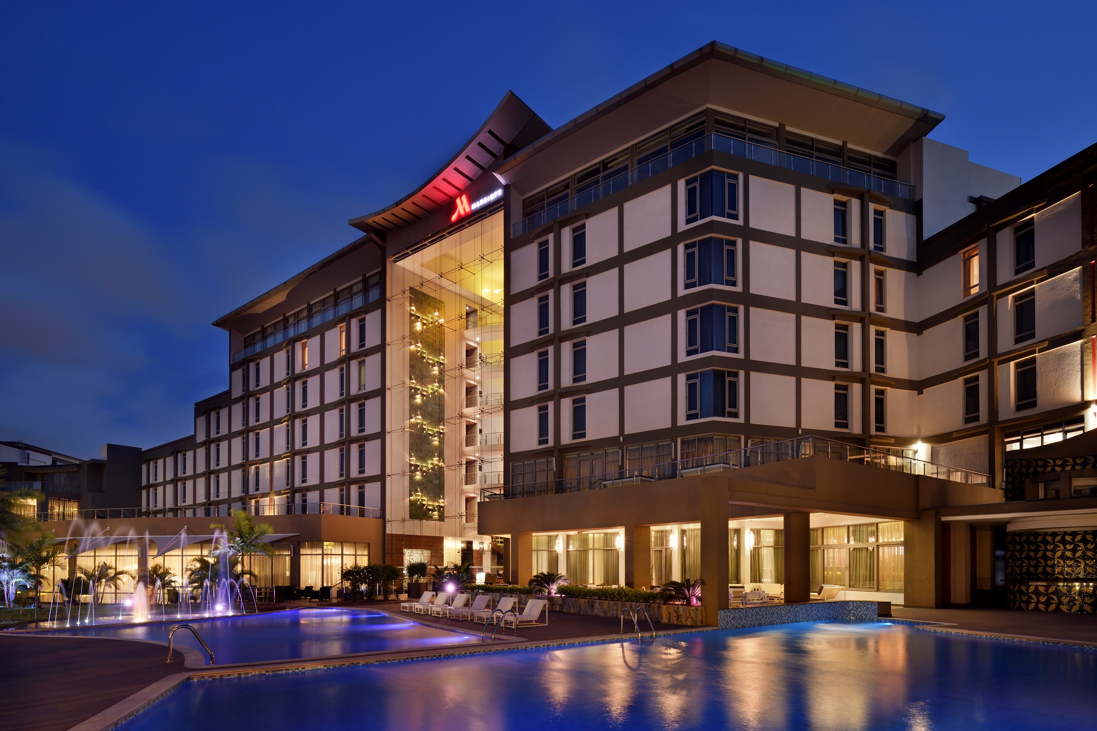 Marriott Hotels Debut In West Africa With The Opening Of Accra Hotel Ghana Pictures