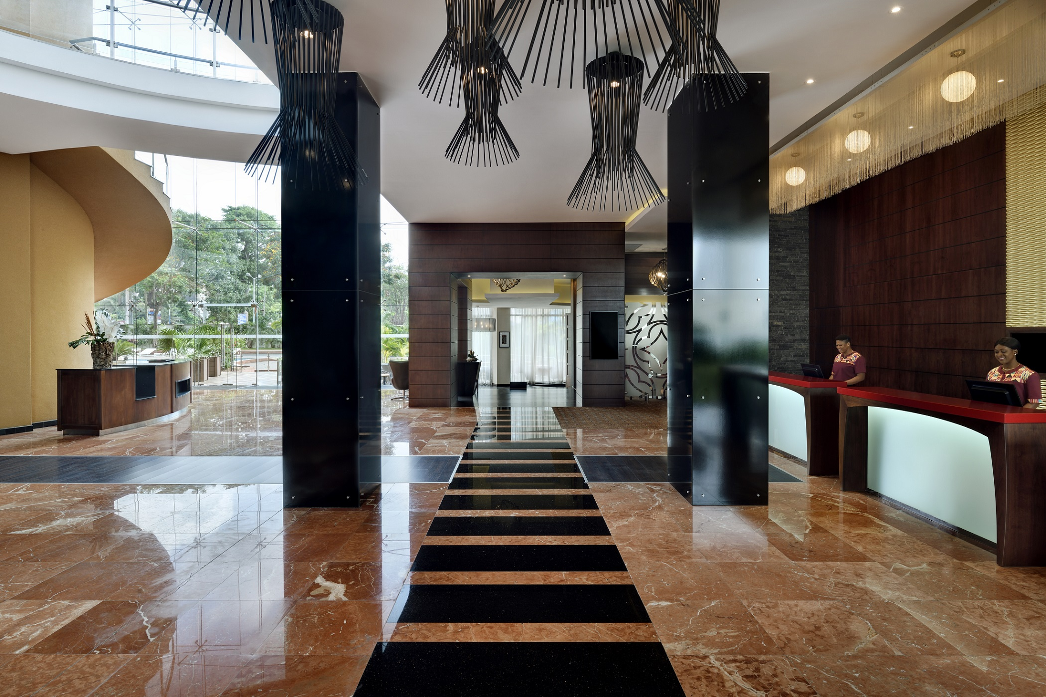 Marriott Hotels Debut in West Africa with the opening of Accra Marriott Hotel, Ghana (Pictures)