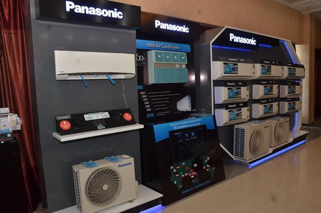 Panasonic Launches New Shower Cooling, Aerowings Air Conditioners…Celebrates 100th Anniversary (Pictures) - Brand Spur