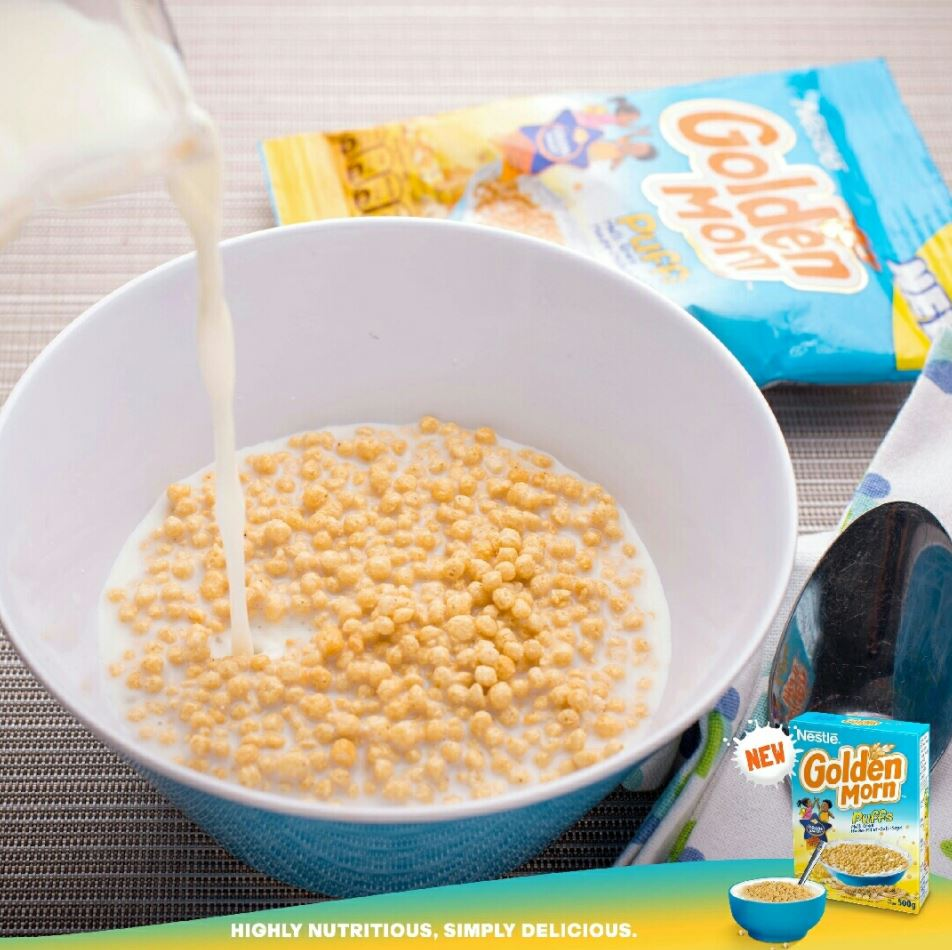 BREAKFAST CEREAL: NESTLE HITS THE MARKET WITH NEW GOLDEN