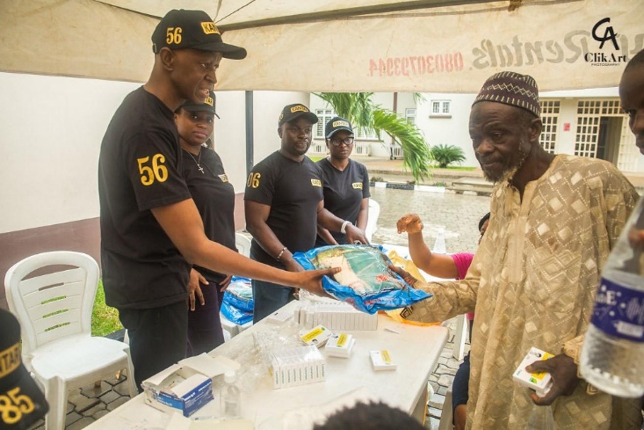 Kantar Nigeria world malaria day brandspur