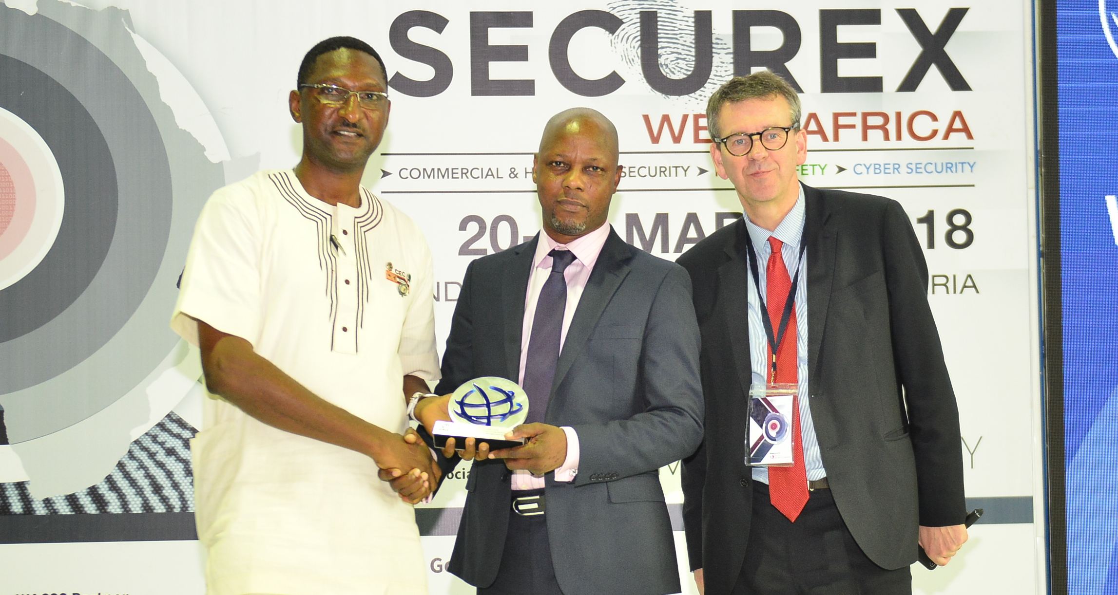 Halogen Security Advocates for Collaborative Efforts on National Security (Photos)