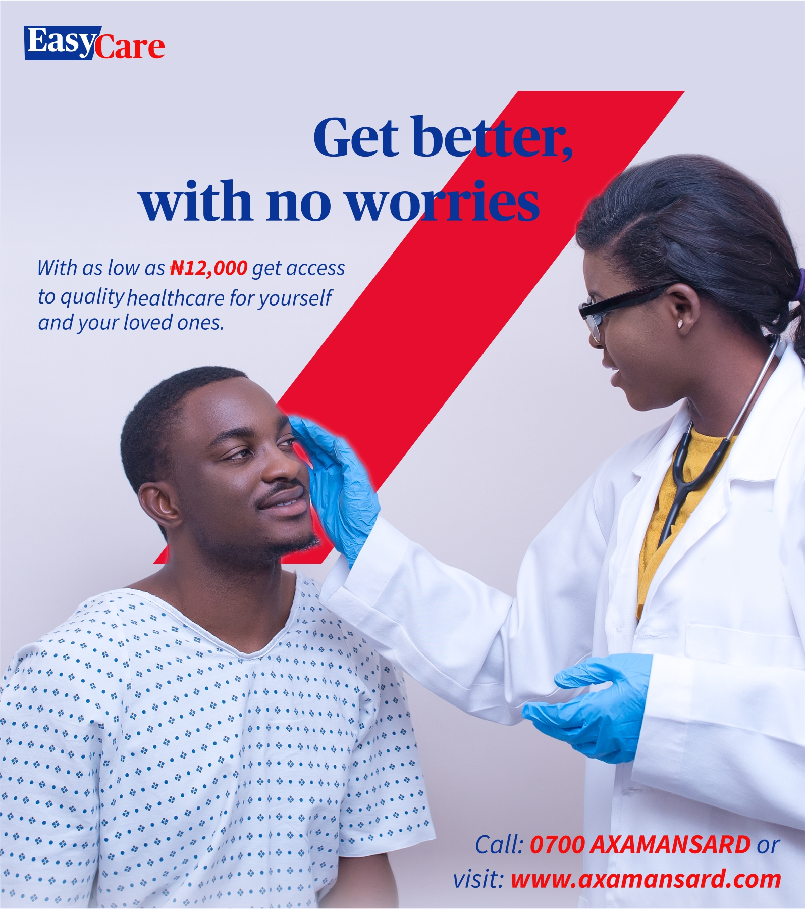 AXA Mansard Health Promotes Affordable Healthcare with the Launch of Easy Care Health Plan - Brand Spur