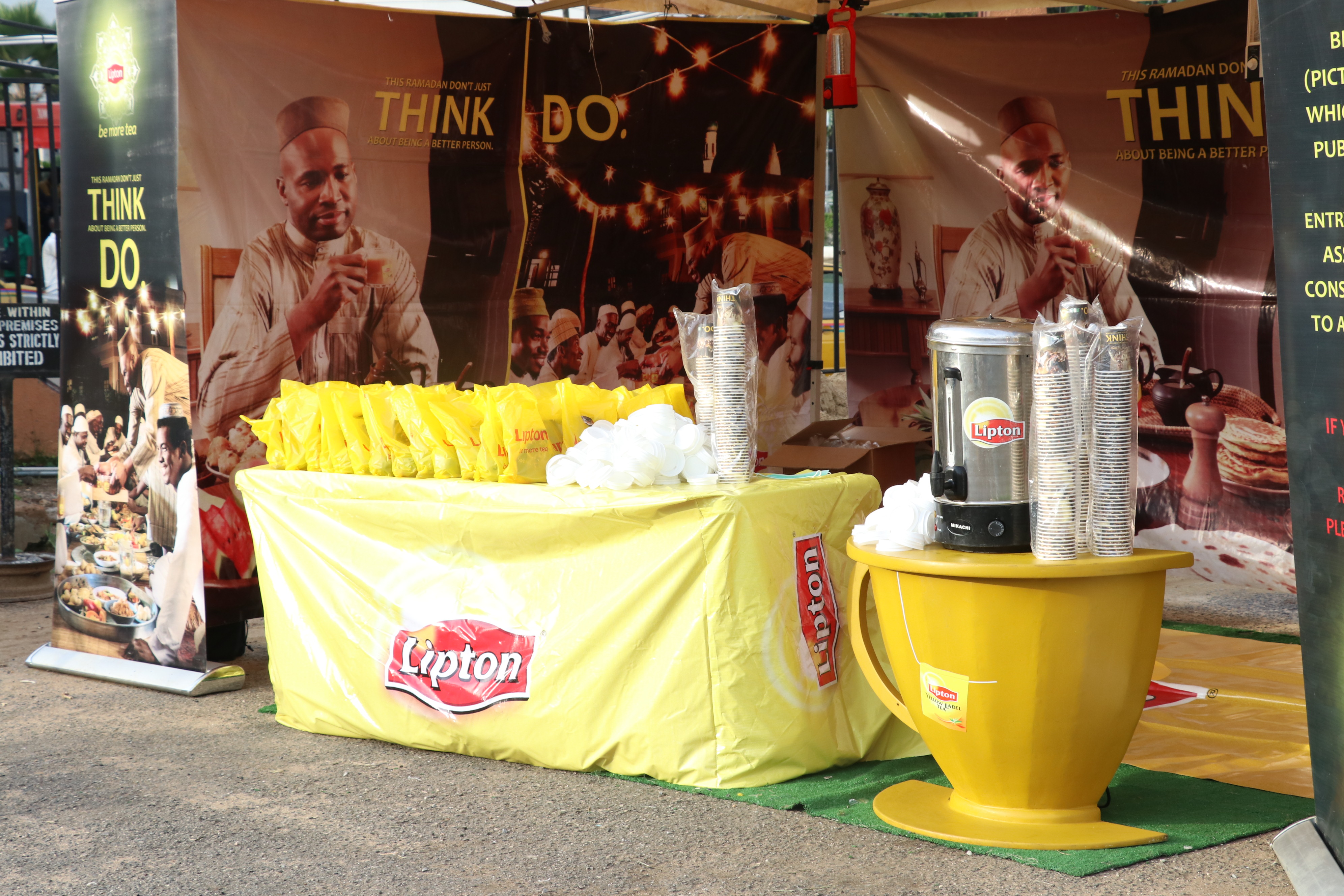 Lipton-Ramadan-Lounge-at-Alausa-Central-Mosque-Lagos-brandspur