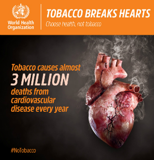 World No Tobacco Day: WHO Urges Countries To Raise Taxes