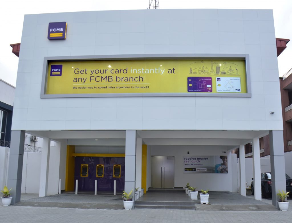 Fitch Affirms FCMB at 'B-'/Stable; off Rating Watch Negative