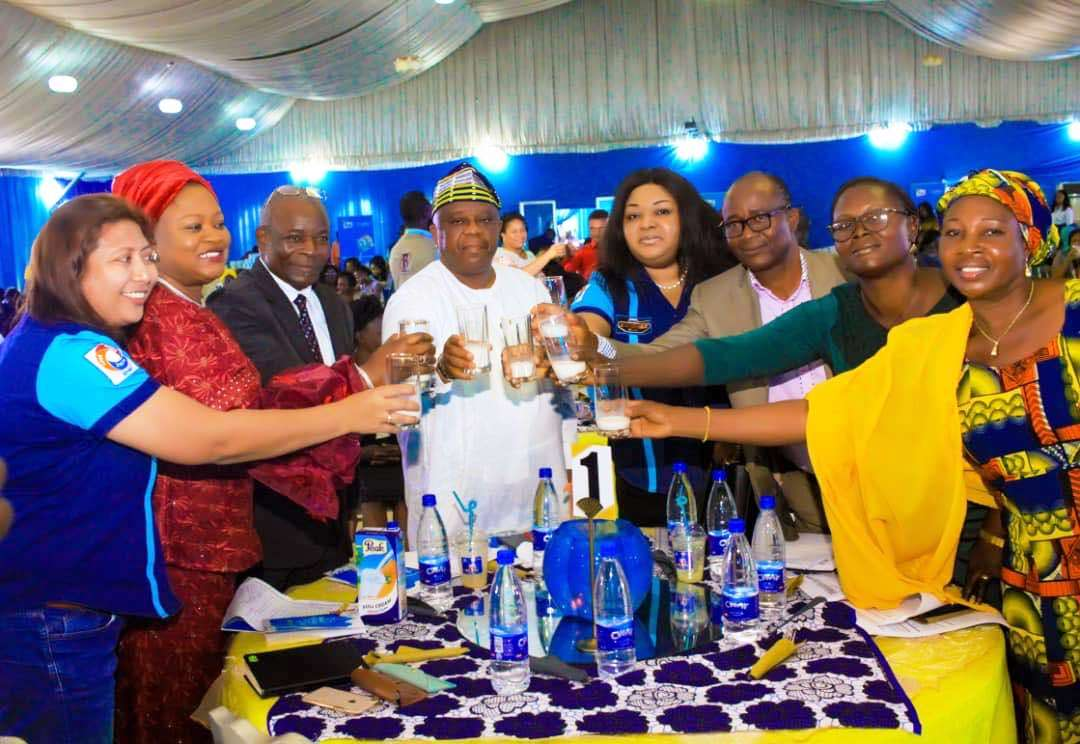 FrieslandCampina WAMCO, Health Specialists Raise a Glass to Goodness of Milk on World Milk Day (Pictures) - Brand Spur