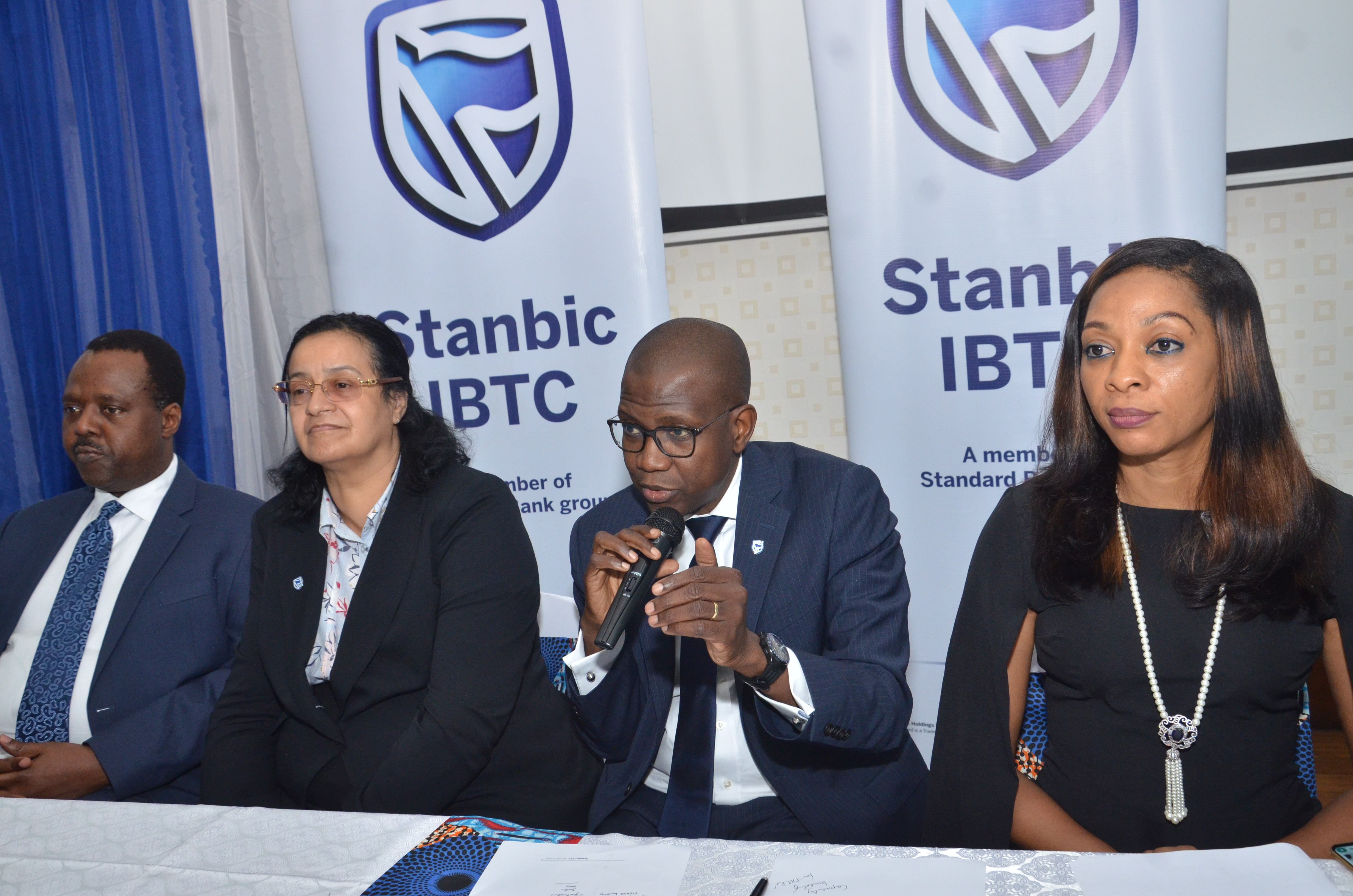 Stanbic IBTC Reveals Reason for Delay in Filing H1 2020 Audited Results