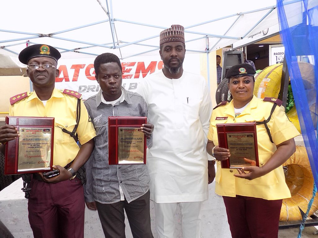 Photo News: Fatgbems Petroleum Supports 2018 Lagos Traffic Radio Lecture Series - Brand Spur
