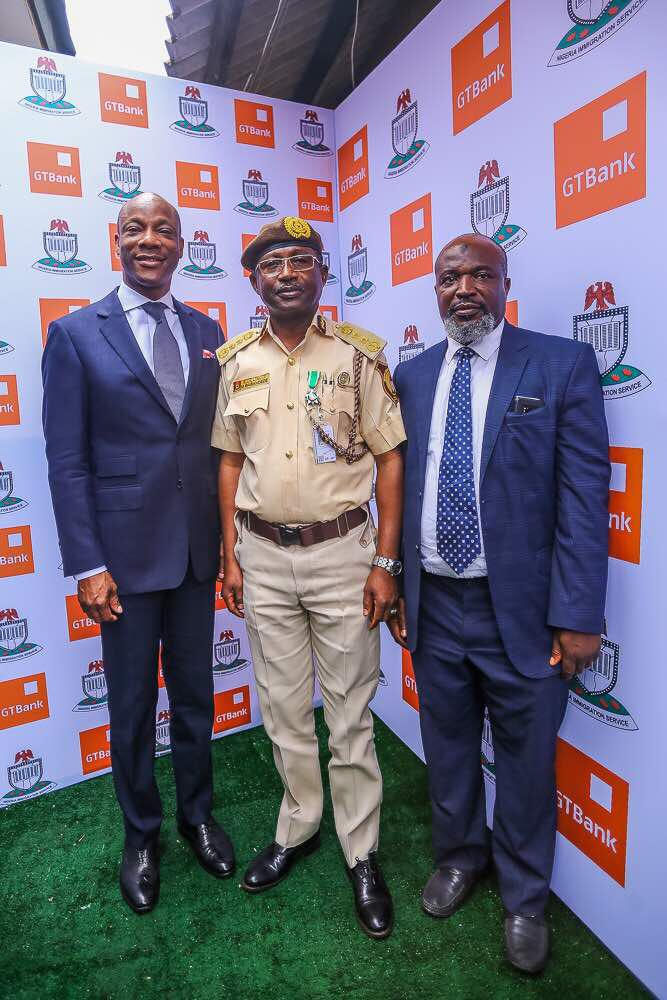 GTBank Partners Nigerian Immigration Services to enhance passport services - Brand Spur