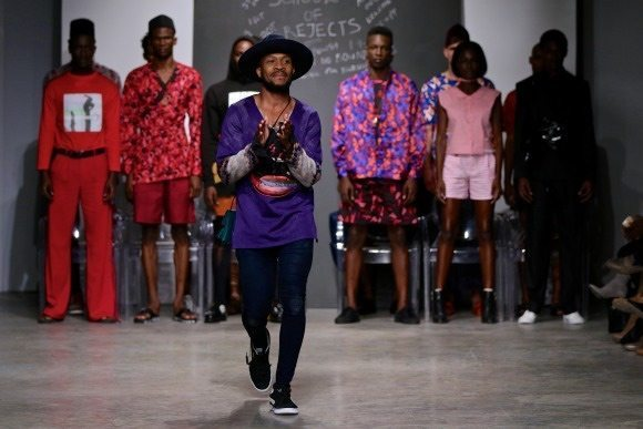 ORANGE CULTURE BOSS JUST BECAME THE FIRST AFRICAN EVER NOMINATED FOR THE WOOLMARK PRIZE - Brand Spur