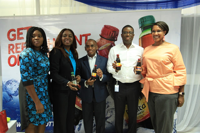 Guinness Nigeria unveils PET bottles for her non-alcoholic drinks (Pictures) - Brand Spur