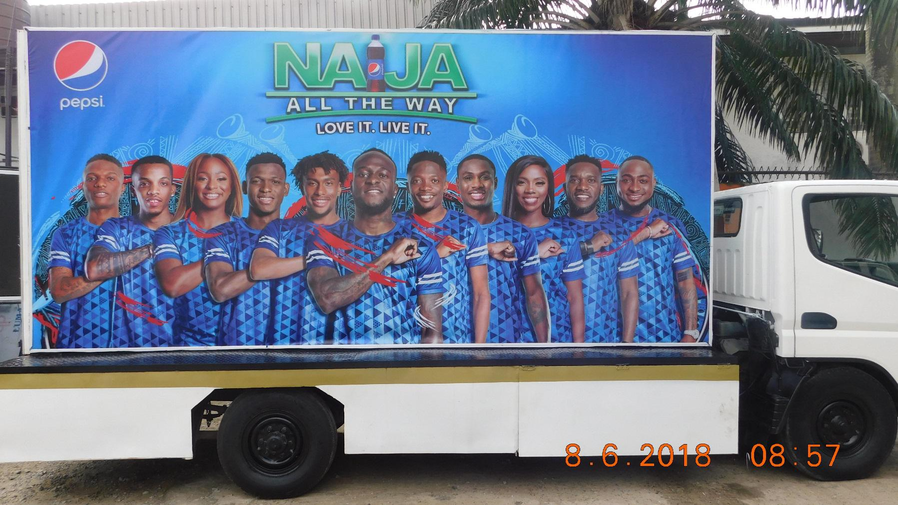 How Pepsi's 'Naija All The Way' Campaign Is Reigniting The Naija Spirit (Pictures) - Brand Spur
