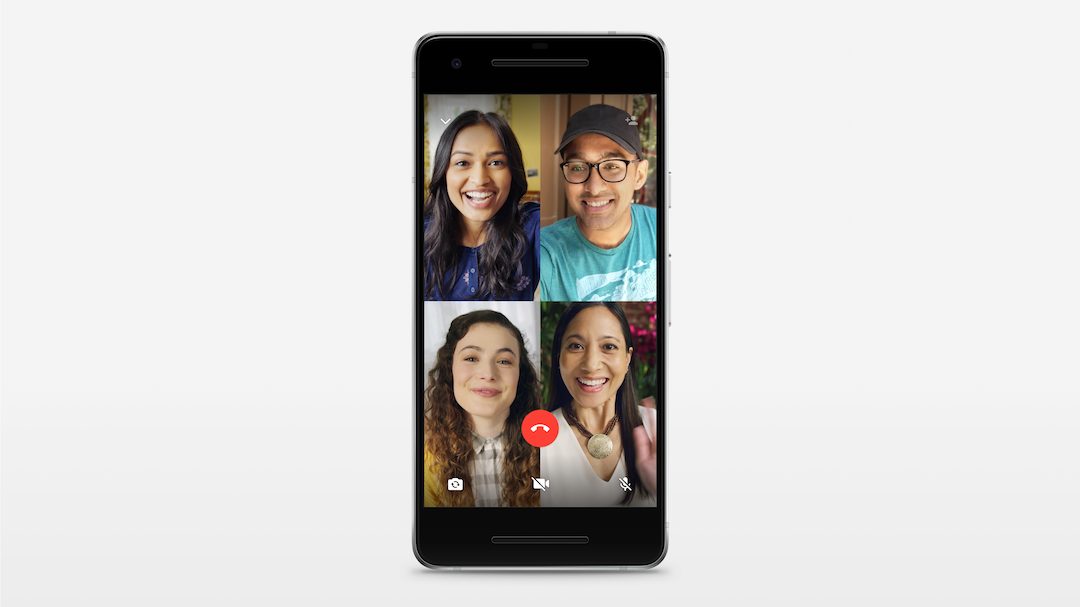 WhatsApp's new group video calling feature is now live - Brand Spur