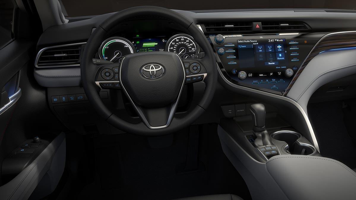 Toyota Nigeria Unveils All-New Camry In Nigeria - Brand Spur