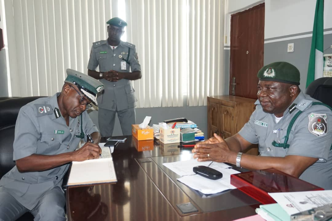 Smuggling: Customs seeks improved synergy with sister security agencies - Brand Spur