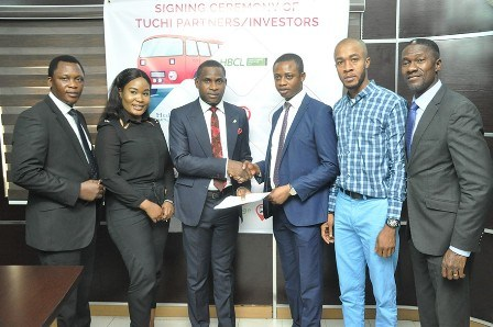 HERITAGE BANK, HIS, TUCHI PARTNER TO PROVIDE AFFORDABLE MASS TRANSIT IN LAGOS