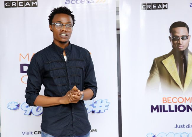 Access Bank Partners CREAM To Reward Young Entrepreneur With N1million (Photos)