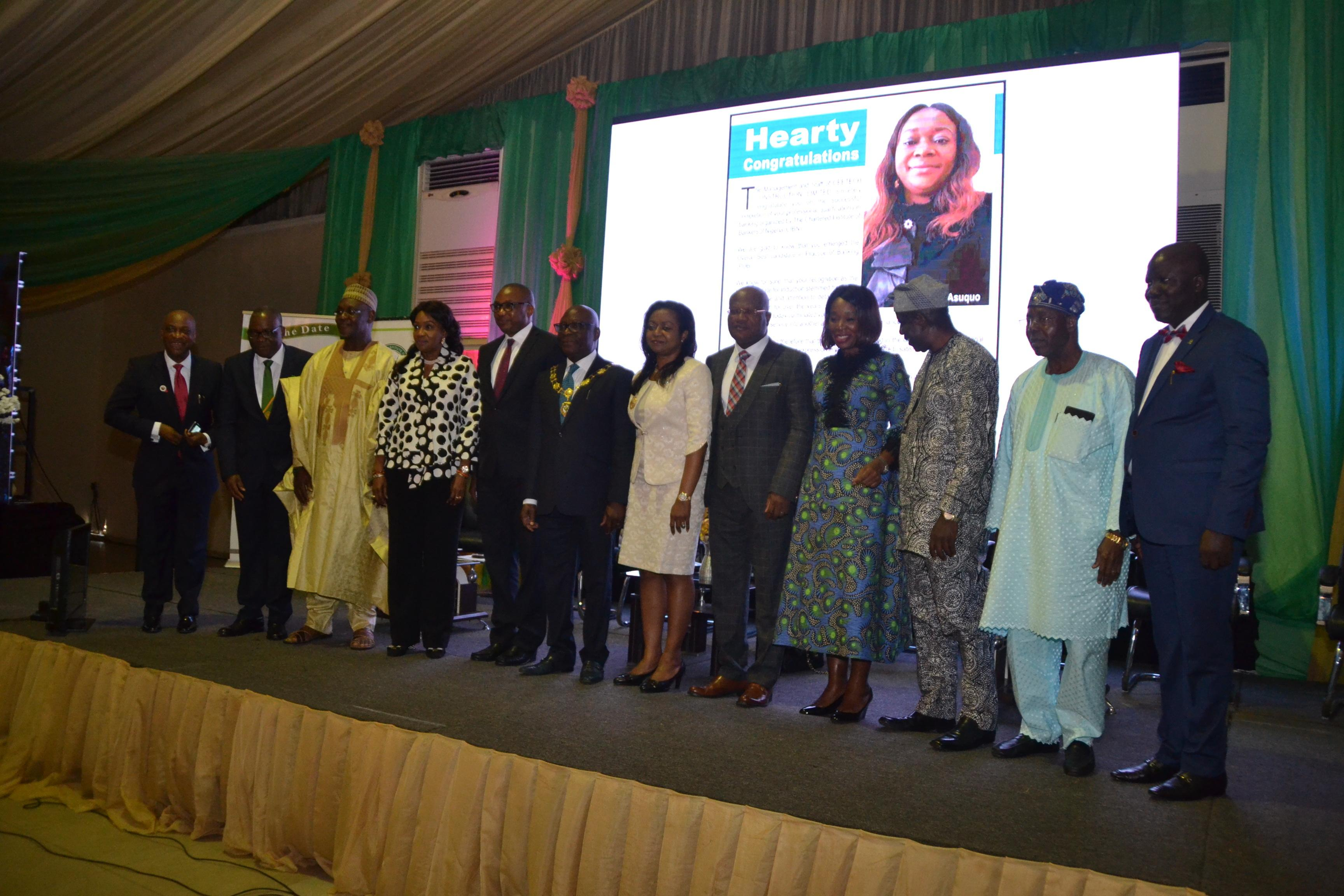 CIBN inducts 784 members (Photos)