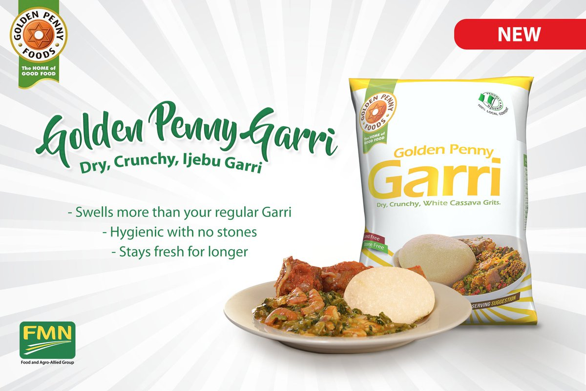 FMN Group Introduces Golden Penny Garri (Pictures) - Brand Spur