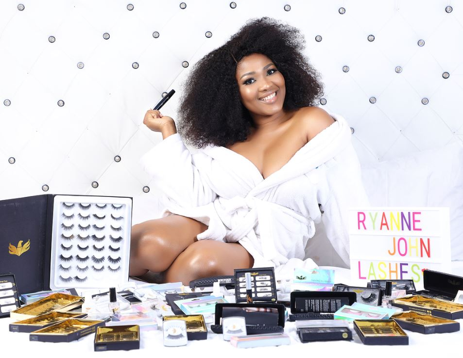 Ryanne John Lashes introduced all variables in Nigeria, says Maryanne Obichukwu