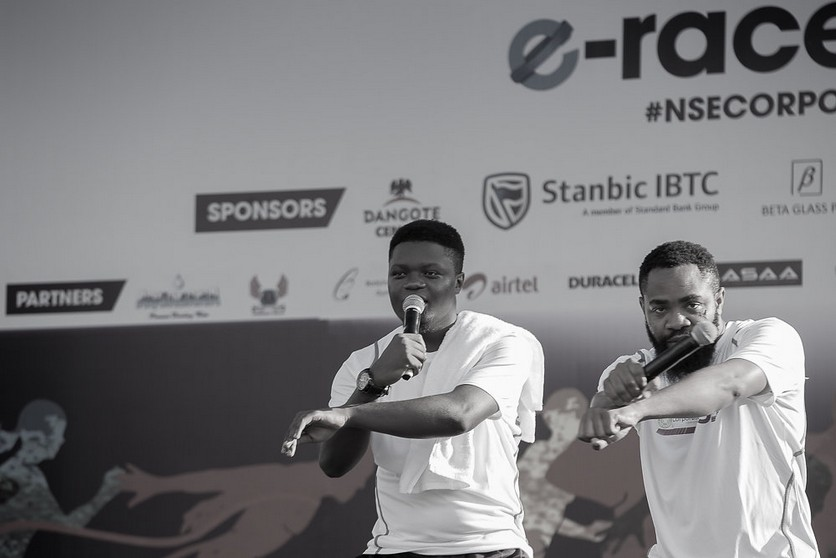 Stanbic IBTC, Vetiva, PZ win big at 5th NSE Corporate Challenge (Photos) - Brand Spur