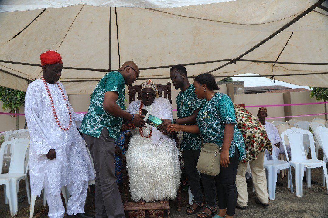 Photos of Intercontinental Distilleries as they supported the Agemo Festival Day