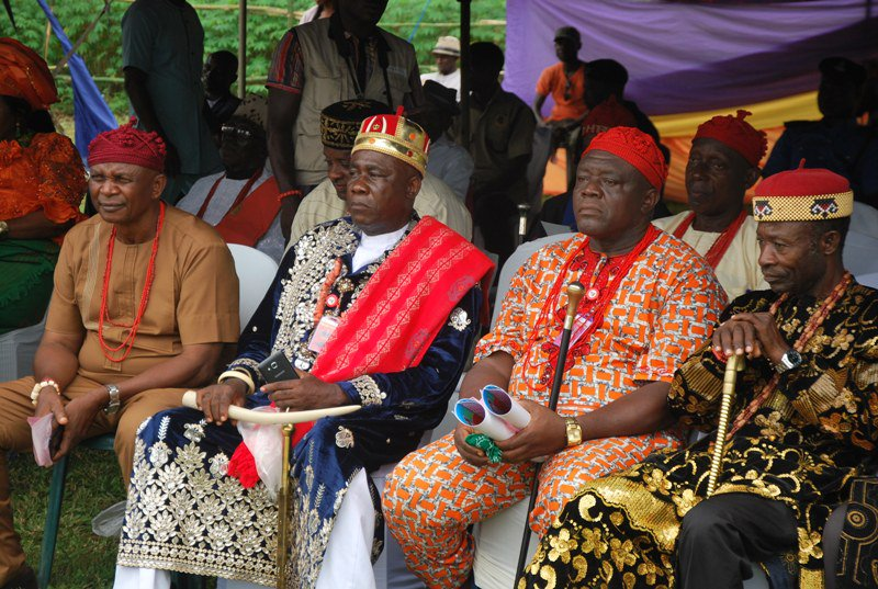 Eagle spices Mbaise new yam festival (Exclusive Photos)
