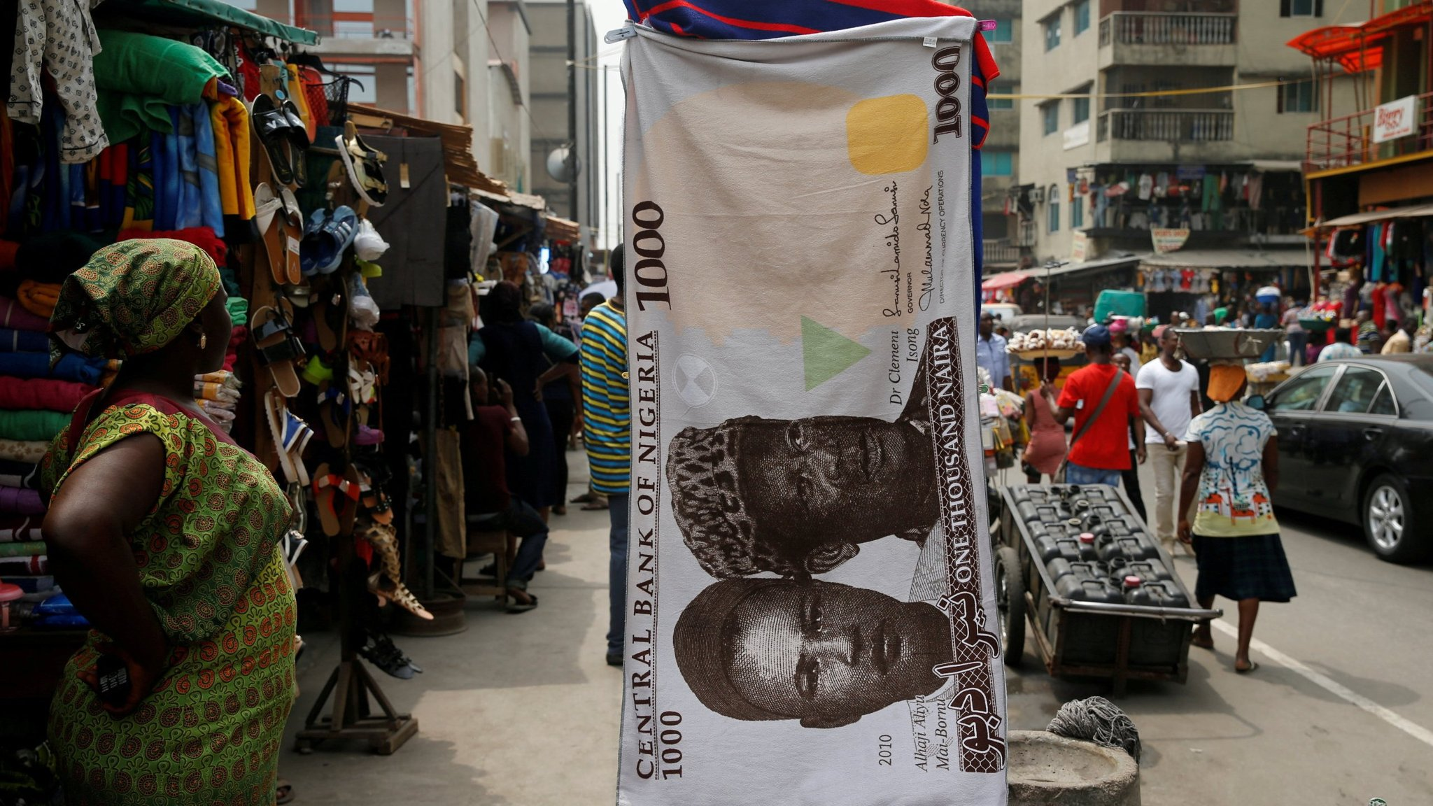 Nigeria's Net FX Inflow Rises to USD6.43 billion in April