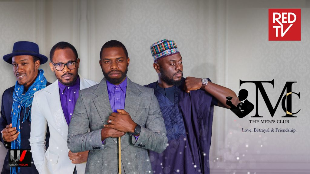 RedTV Launches New Web Series 'The Men's Club'