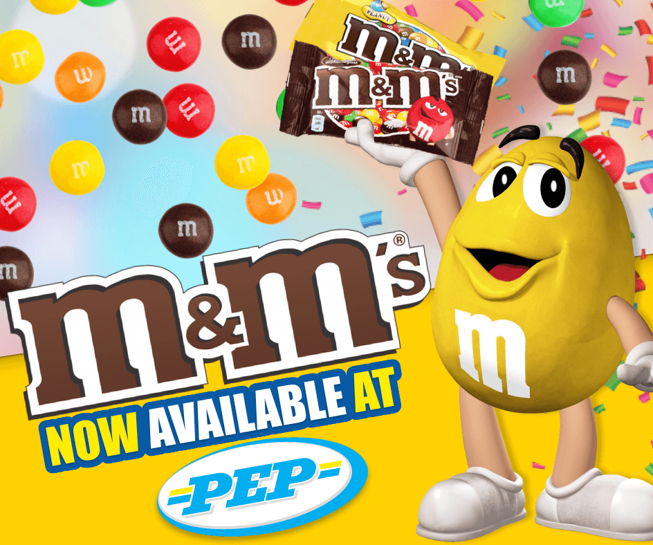 7,000 Naira Vouchers for grabs in M&M's Happy Birthday Competition