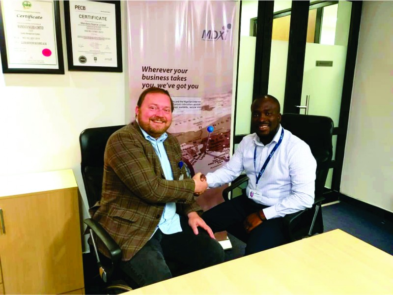 MDXI launches West Africa's Carrier-Neutral Internet Exchange (IX) with Asteroid