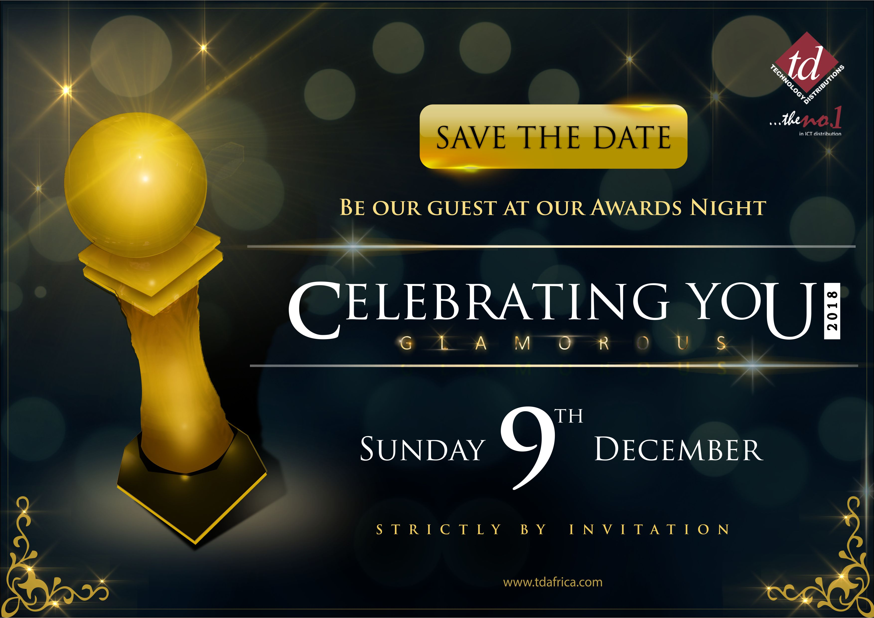 ANTICIPATION RISES FOR TD'S CELEBRATING YOU 2018 - Brand Spur