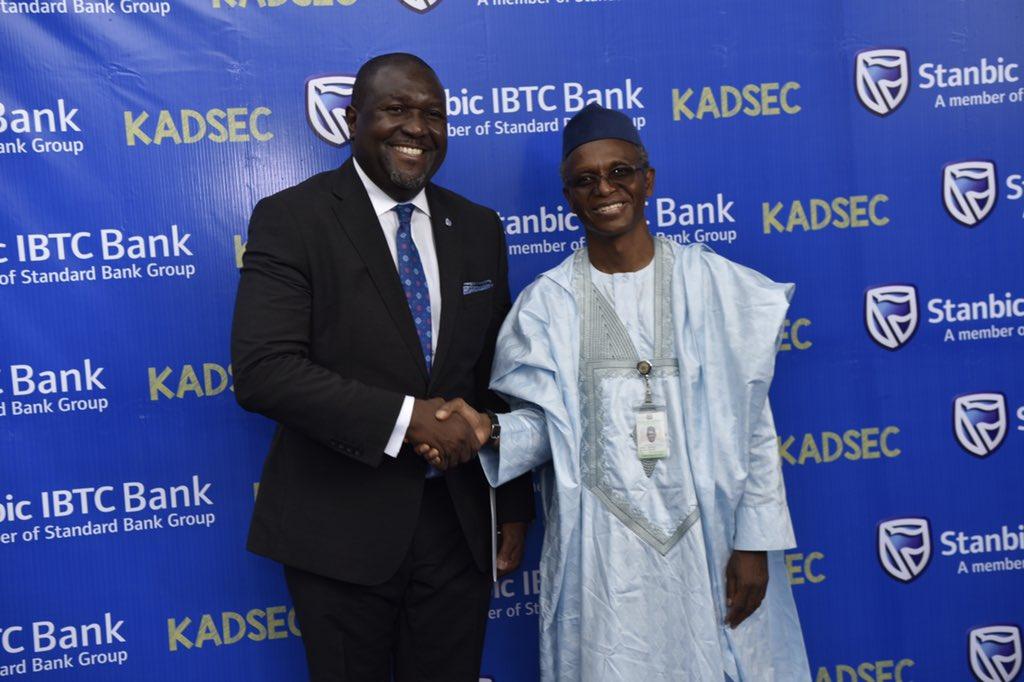 Photo News: Commissioning of Kaduna Stanbic-IBTC Entrepreneurship Centre (KADSEC)