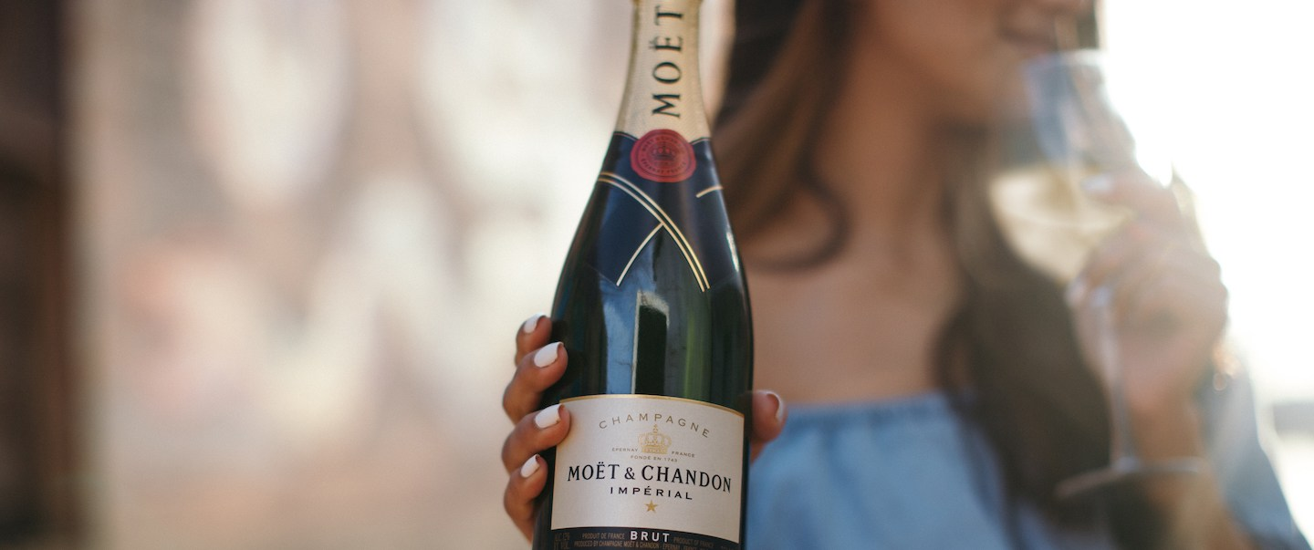 Moët Hennessy Closes 2020 with 14% Sales Drop