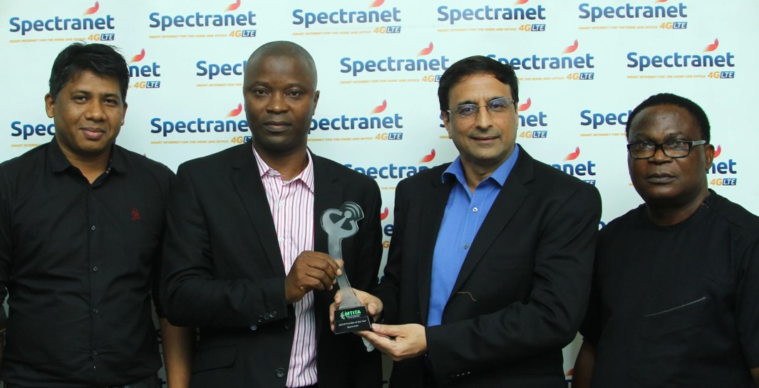 SPECTRANET BAGS 4G LTE ISP AWARD, MAINTAINS MARKET POSITION