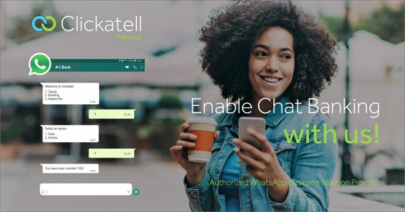 First Bank of Nigeria and Clickatell Drive Financial Inclusion in Nigeria using WhatsApp - Brand Spur