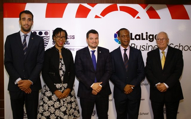 LaLiga Partners LBS to Organize Sport Management Courses in Nigeria