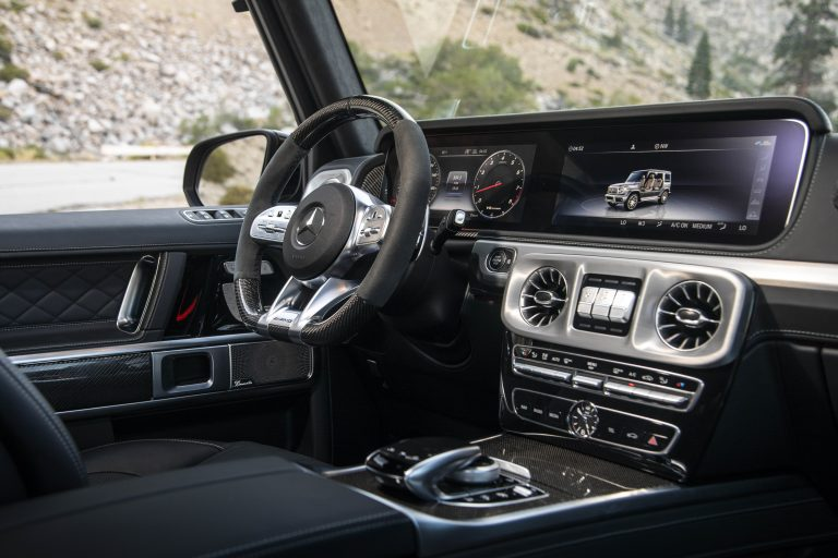 Mercedes-Benz Announces Pricing on 2019 Mercedes-AMG G 63 (Pictures) - Brand Spur