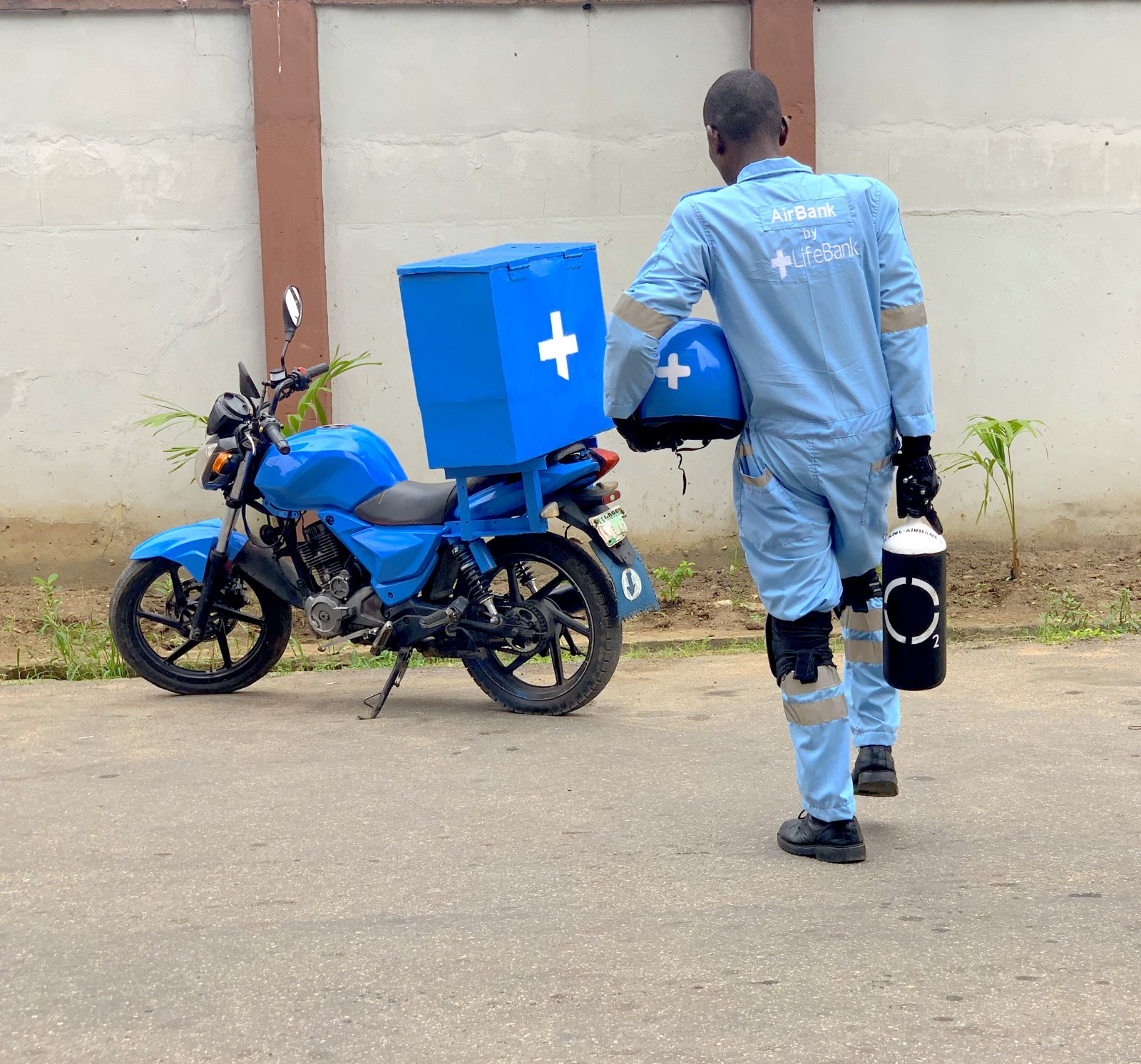 Medical Startup, Lifebank Launches AirBank, to Provide Emergency Oxygen for Kids - Brand Spur