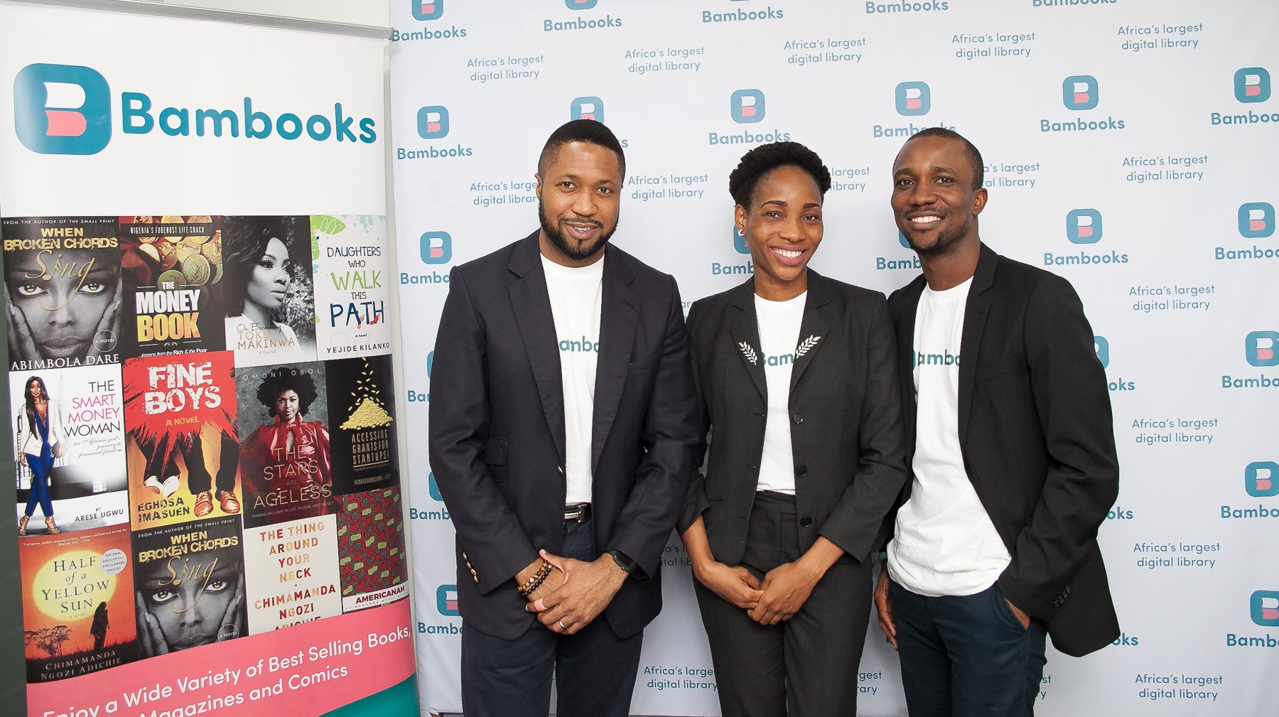 Bambooks Launches Nigeria's Largest Digital Library