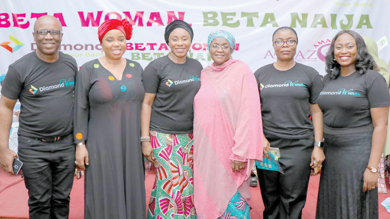 Diamond Bank Empowers Women with BETA Savings